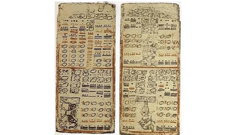 Calendario Antico.Scoperto Il Piu Antico Calendario Maya La Fine Del Mondo