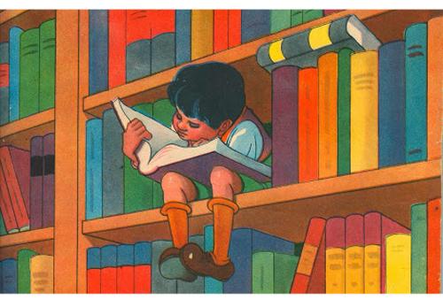 Bimbo e lettura
